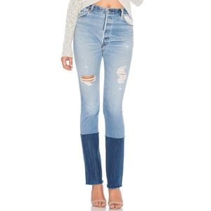 SOLD Re/Done Levi's Jeans, Sz 31 X 33, NEW!
